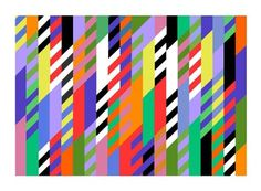 Bridget Riley #op #color #riley #art #colour