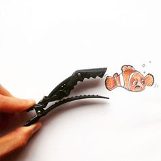 Creative Illustrations Using Everyday Objects #illustration #art #inspirations