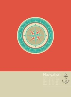 FFFFOUND! | Astronaut #compass #red #nautical