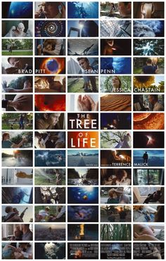 The Tree of Life, Terrence Malick, Mark W Carroll #movie #poster #film