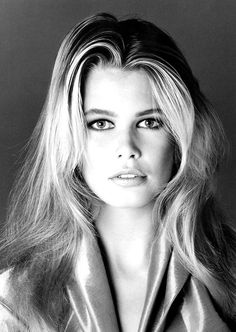Claudia Schiffer #inspiration #photography #celebrity