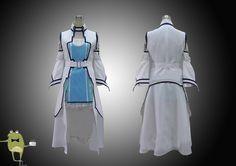 SAO ALfheim Online Yuuki Asuna Undine Cosplay Costume #undine #cosplay #costume #asuna