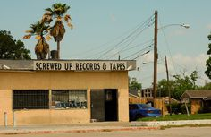 Original Screwed Up Records & Tapes on Cullen Blvd, Houston TX. #tapes #houston #dj #up #and #screw #exteriors #screwed #records