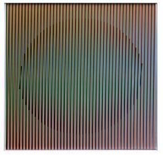 Carlos Cruz Diez - Physichromie 2522 #art