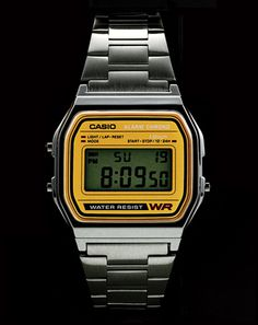 Design #casio #watch