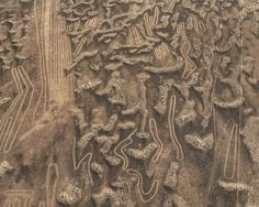 Contours: The Arid West Coast of South Africa From Above by Dillon Marsh
