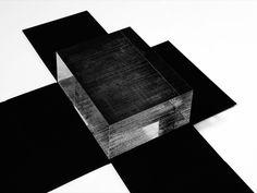 森の本あるいは在る本 #word #book #black #glass #architecture