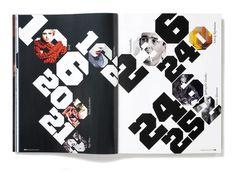 Plastique Magazine, Issue 2 - Matt Willey #layout
