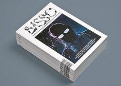 Tsto | Basso Magazine #cover #book