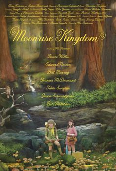 Moonrise Kingdom #movie #moonrise #kingdom #wes #anderson #poster #film