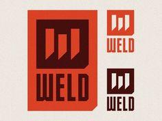 Dribbble - TOP it is by Scott Hill #simple #type #industrial #weld