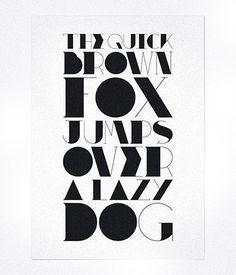 FFFFOUND! | Metropolitain :: Typography Served #poster #typography
