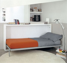 22 Ideas to Hide a Guest Bed - InteriorZine