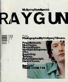 Graphic-ExchanGE - a selection of graphic projects #carson #raygun #david #editorial #typography