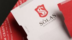 Sòlas Branding | Archrival - Youth Marketing #design #distillery #archival #identity #logo