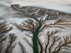 Edward Burtynsky WATER Web Gallery #delta #burtynsky #colorado #photography #river