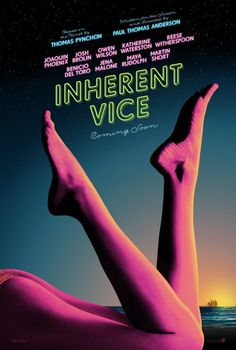 Inherent Vice, Paul Thomas Anderson, Dustin Stanton #movie #film #poster