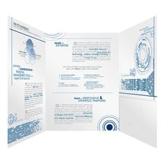Platinum Circle Partners Infographic Presentation Folder #infographic #presentation #folder