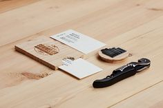 Sommelier Markov Anatoly on the Behance Network #wine #emboss #collateral #branding
