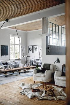 Sweden Country House-01-1 Kind Design
