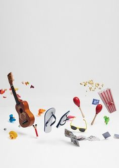 James Kape   Work: Summafieldayze Concept #graphic design #design #photography