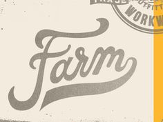 It's a Farm Day! #apparel #design #shirt #custom #typography