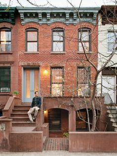 New Prospects - Homes - Dwell #brooklyn #prospect heights #jeff sherman