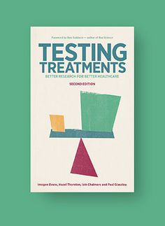 book cover - testing treatment