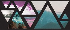Idaho Mountain GeoArt