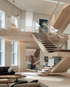 SoHo Loft; New York City Gabellini Sheppard Associates LLP