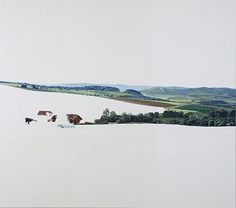 FFFFOUND! | theartistandhismodel #painting #landscape