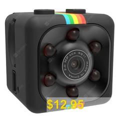 SQ11 #Infrared #Light #Night #Vision #Sports #DV #Camera #- #BLACK