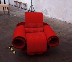 Re Bon Bon armchair #interior #furniture #design #armchair