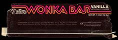#wonkabar #vintage #candy #willywonka