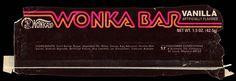 #wonkabar #vintage #candy #willywonka