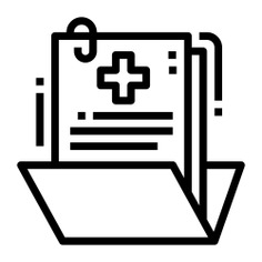 See more icon inspiration related to health, patient, report, clinic, plus, folder, sign, files and folders, healthcare and medical, medical history, medicine and health, history, archive, folders, medicine and medical on Flaticon.