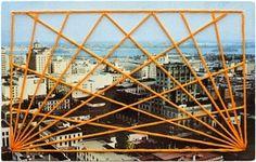 Shaun Kardinal / Alterations, 2011 #kardinal #shaun #postcards #altered