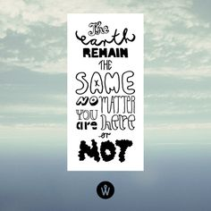 PHOTO QUOTE / October on Behance #photoquote #quote #photo #design #graphic #photography #art #typography
