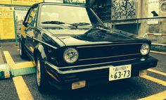 Ride of the Week #vw #golf