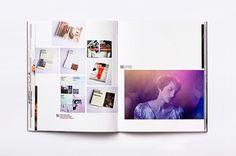 reflektor_06 | Flickr - Photo Sharing! #images #print #book #spread #purple