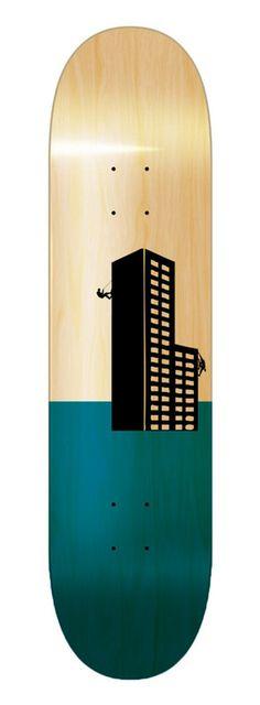 """""""The Blue Boards"""" series #deck #design #skate #skateboard #blue"""