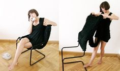 Strickliesl chair : Jennifer Rieker