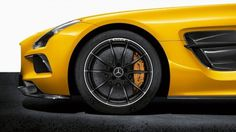 Mercedes SLS AMG Black Series #inspiration #design #auto