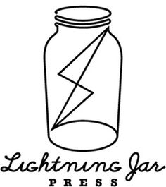 Jason Rothman : Work #white #black #lightning #and #logo