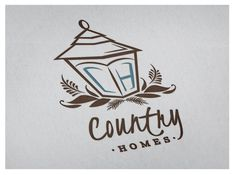 logo on Behance #mark #branding #logo #illustration #quaint #type