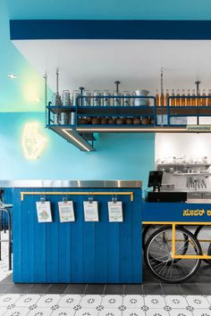 Cook Caravan Snack Bar in Montreal by David Dworkind 2