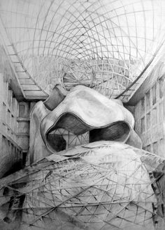 CJWHO ™ (Architectural Drawings by Klara Ostaniewicz ...)