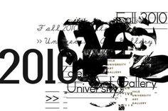 David Carson #typography #david carson