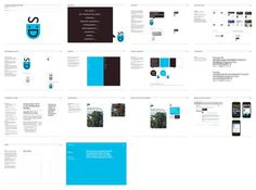 SID | Peter Clarkson #school #guidelines #brand #identity #organization #character