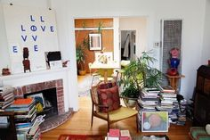Ben Ospital at Home in San Francisco #interior #books #the #furniture #selby #love